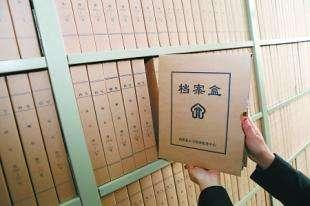 河南省委副秘书长、省委办公厅主任吉炳伟调研档案工作
