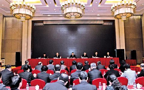 将期待化为行动 以实干开创未来 全国档案局长馆长会议在北京召开 陈世炬出席会议并讲话 李明华作工作报告